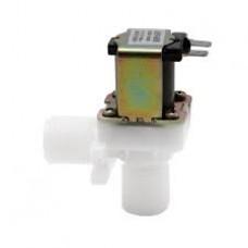 220 V AC Elektrik Solenoid Vana Manyetik 1/2inch 90 derece