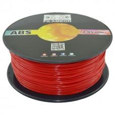ABS Kırmızı 2,85mm Filameon