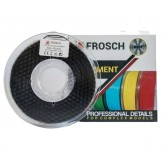 FROSCH PLA Siyah 1,75 mm Filament