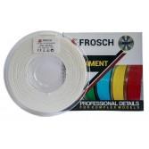 FROSCH TPU Beyaz 1,75 mm Filament