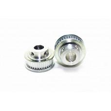 30 Dişli Alüminyum GT2 KASNAK /iç çap 5mm Dış çap 21 mm