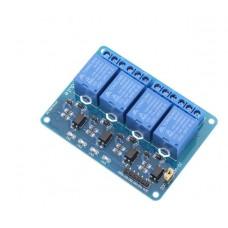 5 V 4-Channel Röle Modülü Kalkanı Arduino ARM PIC için AVR DSP Elektronik 5 V 4 Kanal Relay.4 yol 5 V Röle Modülü