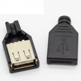 USB Soketi Dişi Bağlantı Soketi