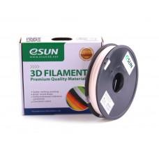 Sıcaklıkla Renk Değiştiren Filament Gri-Beyaz 3mm