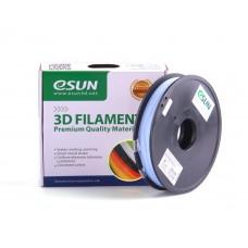 Sıcaklıkla Renk Değiştiren Filament Mavi-Beyaz 3mm