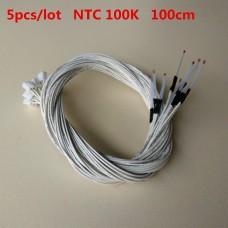100 K ohm NTC 3950 Termistör Konnektörlü