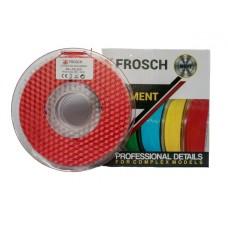 FROSCH PLA Esnek Kırmızı Filament 1,75 mm